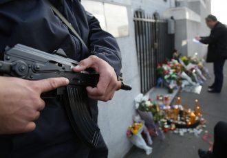 フランスパリのテロ発生後の様子