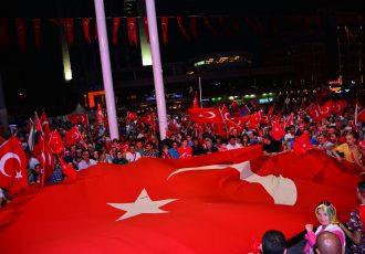 トルコのクーデター失敗後の様子