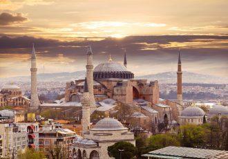 トルコ・イスタンブールの眺望