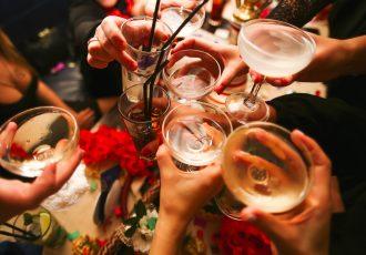 飲酒パーティー