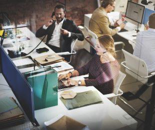 海外で仕事を探す人用、アメリカの職場