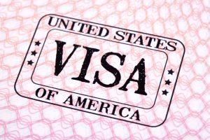アメリカのビザ