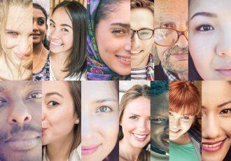 様々な人種