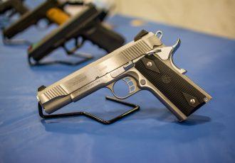 アメリカでの銃販売