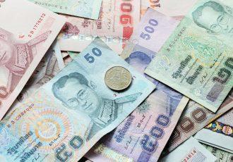 タイの通貨バーツ