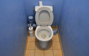 フランスのトイレ