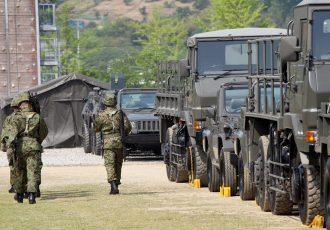 日本の自衛隊