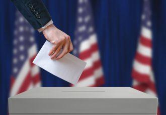 アメリカ大統領選挙での投票