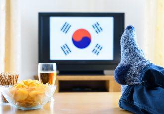 在日韓国人