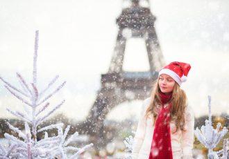 冬のヨーロッパ