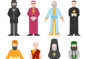 各国の宗教事情