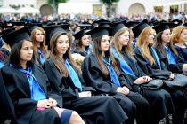 欧米の卒業式の様子