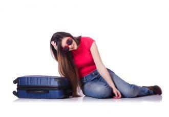 通販サイトでスーツケースを購入するときに注意すべき点