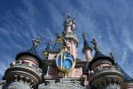 ディズニーランドパリのお城