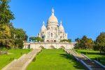 Basilique du Sacré-Cœur in paris