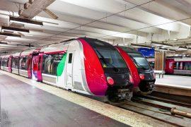 RER in paris