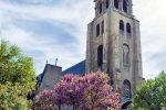 Abbey-of-Saint-Germain-des-Pres in paris
