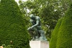 Auguste Rodin The Thinker paris