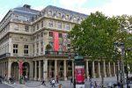 P1090007 France, Paris, le bâtiment du théâtre de la Comédie-Française