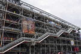 Centre national art et de culture Georges-Pompidou