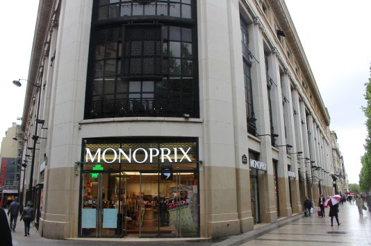 monoplix in Paris