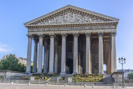 Eglise du la Madeleine in paris