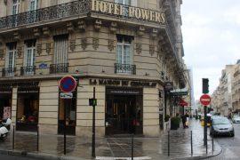 La Maison du Chocolat in Paris