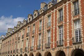 Maison de Victor Hugo in paris