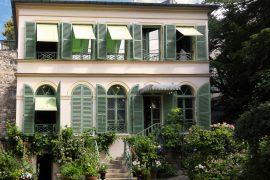 "exterior of ""Musee de la Vie Romantique"" , paris"