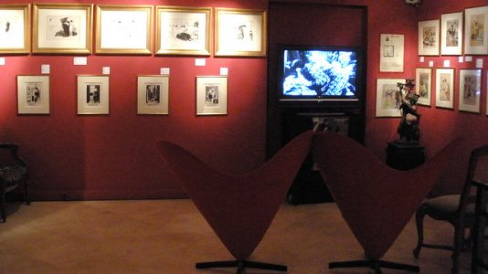 Museum of Eroticism in paris