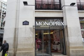 monoprix in paris