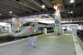 SNCF in Paris