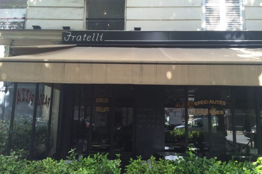Fratelli in Paris