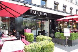 Fauchon in Paris