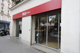 Muji in Paris