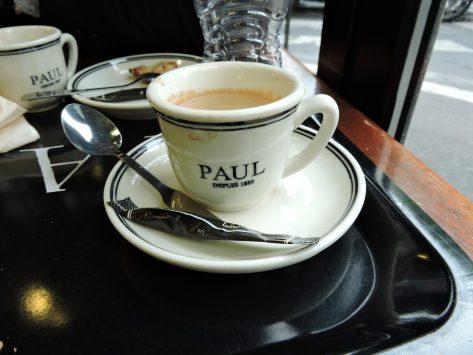 Paul in Paris