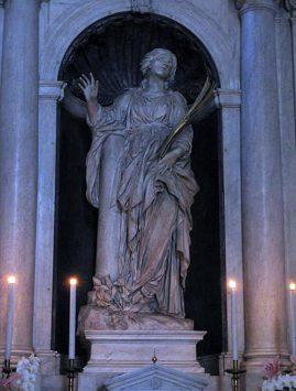 Chiesa di Santa Bibiana in Rome