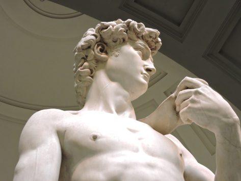 アカデミア美術館のダヴィデ像