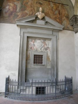 Galleria dello Spedale Degli Innocentii
