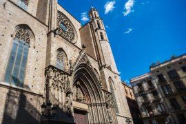 Lesglesia de Santa Maria del Mar