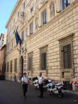 Palazzo Spada in Rome