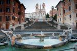 Piazza di Spagnya in Rome