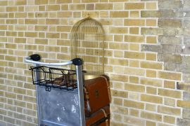 Stazione di London King's Cross binario 9¾