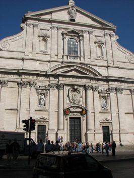 Chiesa del Gesu in Rome