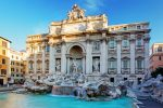 Fontana di Tre in Rome