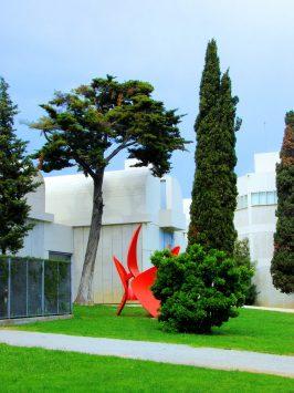 Fundació Joan Miró, Centre d'Estudis d'Art Contemporani