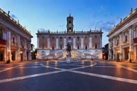 Musei Capitolini in Rome