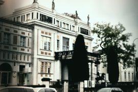 Museo Bloccato Villa