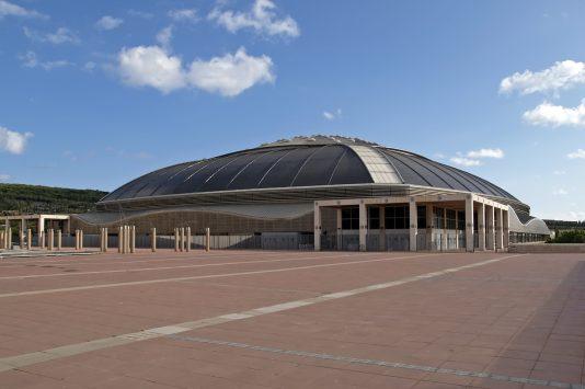 Palau d'Esports Sant Jordi