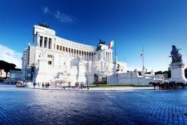 Piazza Vevezia in Rome
